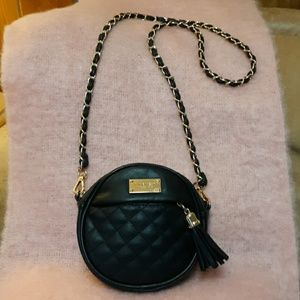 Nine West Quilted Cross Body Bag